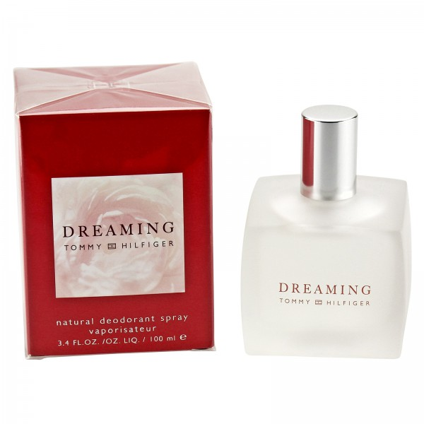 tommy hilfiger dreaming deodorant spray 100 ml ebay. Black Bedroom Furniture Sets. Home Design Ideas